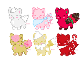 Delicious Sweets Adopts OTA //OPEN// by SNlCKERS