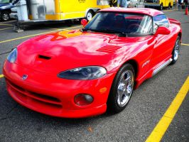 Dodge Viper by Horsefly1