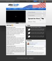 Political Web Design 2 by Everywhen