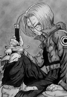 Future Trunks by elfaba1993