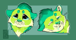 Setchbot Expressions 1 by Mickeyila