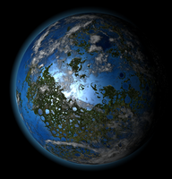 Terraformed Moon by 1Wyrmshadow1