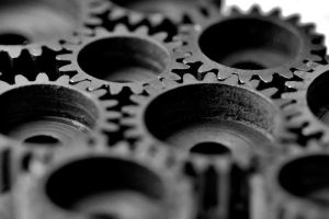 Day 18 of 365 - Pinion Gears by mole2k