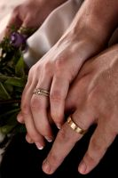 Weddings Hands by VeronicaPhoto