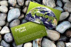 Business Card: Geology Tutor by Obitus-Strand