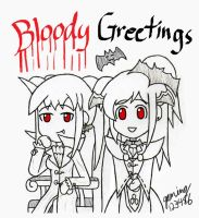 Warriors Orochi - Bloody Greetings by gaming123456
