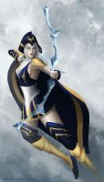 Cold as Ashe by Aydiah