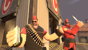 More Familiar Heavy old pic by coverop