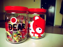 Sweet jars by Laura-in-china