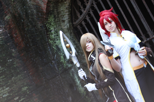 Tales of the Abyss by giuccin