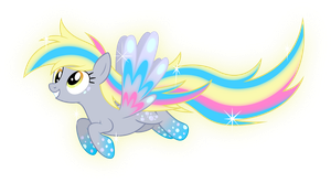 Rainbow Power Derpy by Zekrom-9