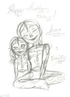 Happy mothers day? by TheSpaceCowgirl