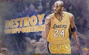 Kobe Bryant Destroy the Opposition by IshaanMishra