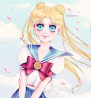 Sailor Moon Spring by Alex-Asakura
