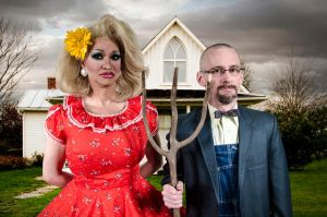 American Gothic by aheathphoto