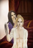 DAII - Pria and Anders [Request] by K-yon