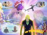 The promise of Sanji by ItachiGrayDLuffy