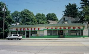 Service Dry Cleaners by waitingforlefty