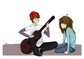 + Guitar + by sucix