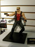 New Duke Nukem Figure by Wesker500