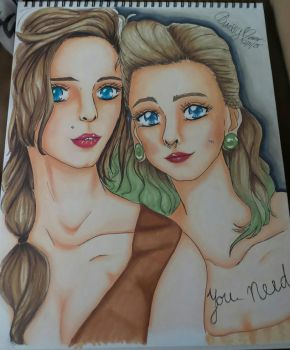Dreaming Sisters by xXChrissy87Xx