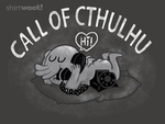 Shirt: Call of Cthulhu by missqueenmob
