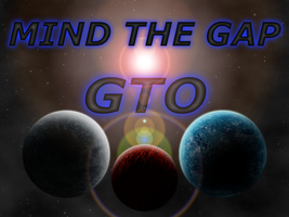GTO Space Banner 1, Text sample 1 by L0rdDrake
