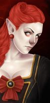 Blood Queen by NutellaInMyBlood