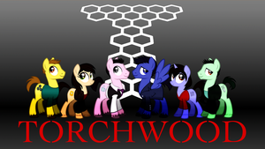 My Little Torchwood by XxAVGPxX