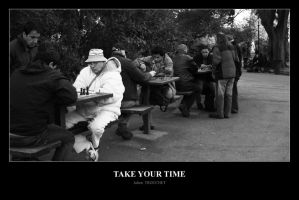 Take your Time by makhor