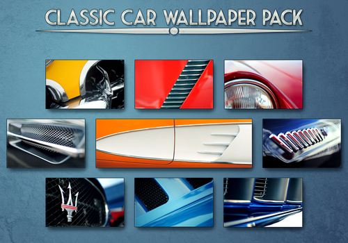 Classic Car Wallpapers by BordomBeThyName