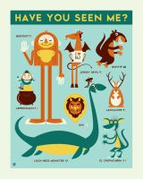 Have U Seen Me by Montygog