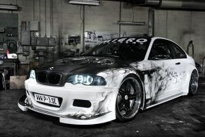 P-3 BMW 323 Ci SC by cnfoto