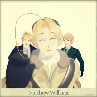Matthew Williams by Quincy1313
