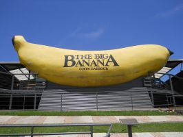 The Big Banana by NeroUrsus