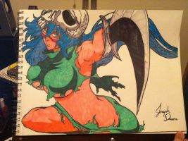 Nel by DraneAnimation1