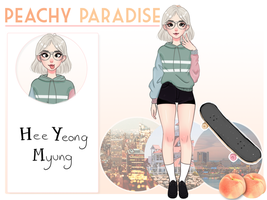 [PEACHY PARADISE] Myu by mellowshy
