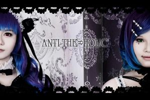 Anti the infinity holic by o0oFairyo0o