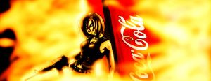 Frying the Coke by jehu-chan