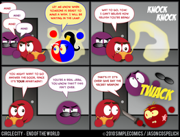 CC420 - End of the World 20 by simpleCOMICS