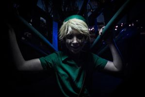 Ben Drowned by VultureImagination