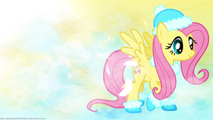 Winter For Flutters by Amaterasu987654321