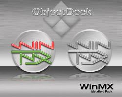 Win MX Metalized Pack by weboso