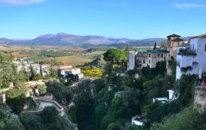 Ronda - the back country view by roodpa