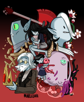 Oh Marceline by Fataldose