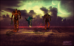 Robot Rampage by GFX-ZeuS