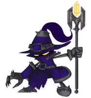 Veigar: The Tiny Master of Evil by Voids-Edge