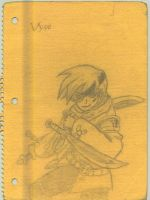 vyse of the blue rouges by juicethehedgehog