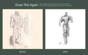 Draw this Again Challenge by orabich