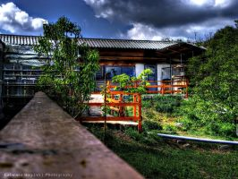 Countryside House HDR by HDRenesys